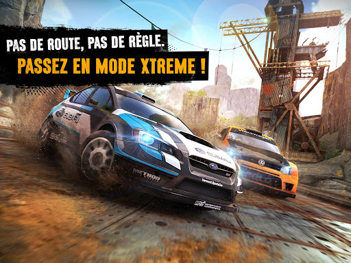Asphalt Xtreme Rally Racing screenshots 1