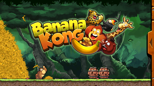 Banana Kong screenshots 1