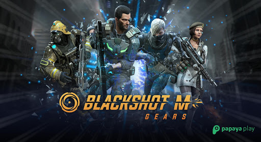 BlackShot M Gears screenshots 1