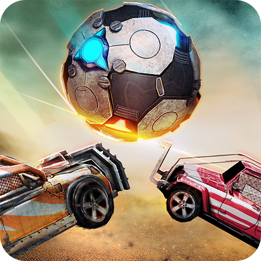 Boule de fuse – Rocket Car Ball APK MOD