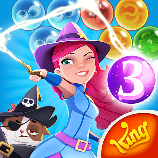 Bubble Witch 3 Saga APK MOD