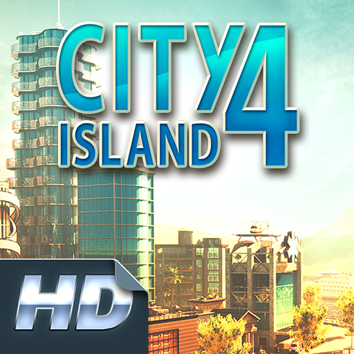 City Island 4 Ville virtuelle simulation APK MOD