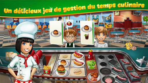 Cooking Fever screenshots 1