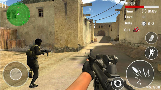 Counter Terrorist Shoot screenshots 1
