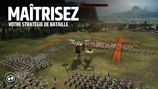 Dawn of Titans – Un jeu de guerre poustouflant screenshots 1