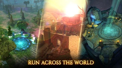 Fire Heroes Bring the war to the summoners world screenshots 1