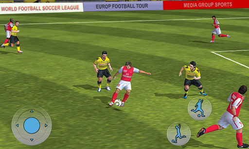 Football Soccer World Cup Champion League 2018 screenshots 1