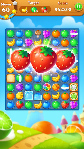 Fruits Bomb screenshots 1