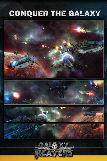 Galaxy Reavers-Space RTS screenshots 1