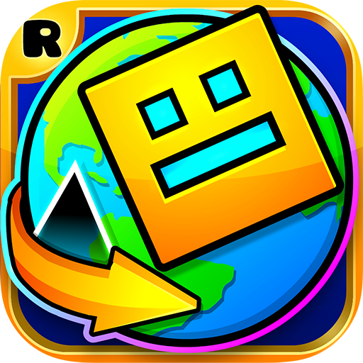 Geometry Dash World APK MOD