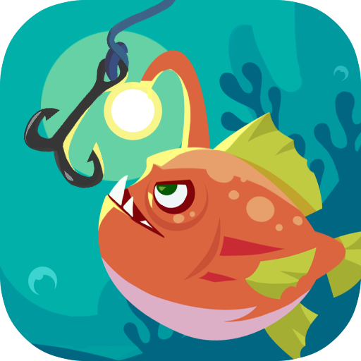 Happy Fishing – Catch Fish and Treasures APK MOD