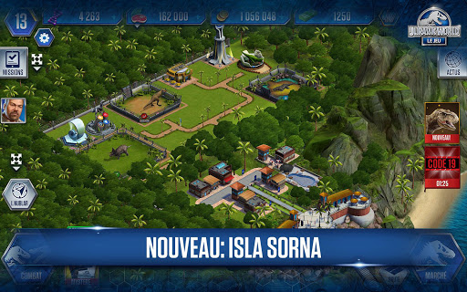 Jurassic World le jeu screenshots 1