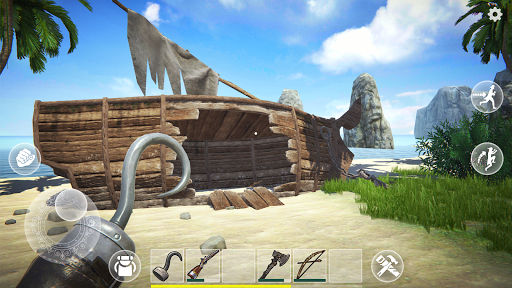 Last Pirate Survival Island screenshots 1