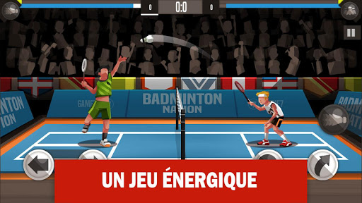 Liguedebadminton screenshots 1