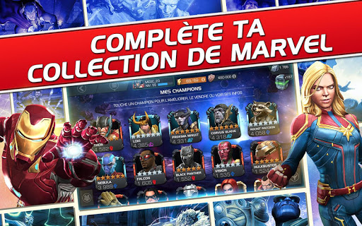 MARVEL Tournoi des Champions screenshots 1