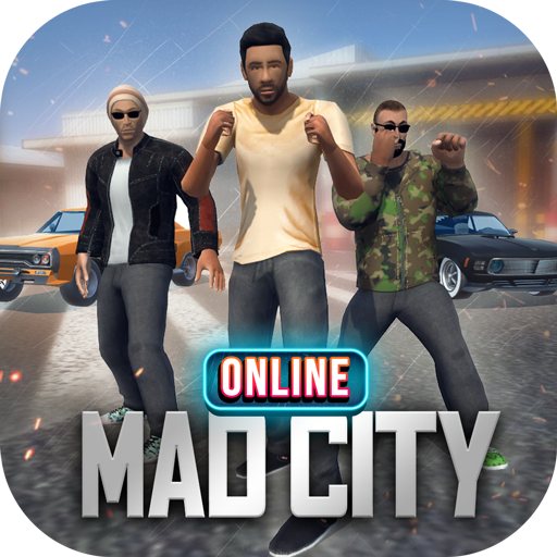 Mad City Online Beta Test 2018 APK MOD