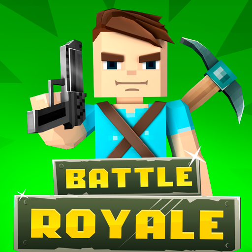 Mad GunZ – jeux en ligne battle royale. FPS. APK MOD