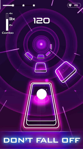 Magic Twist Twister Music Ball Game screenshots 1