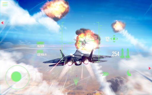 Modern Warplanes Wargame Shooter PvP Jet Warfare screenshots 1
