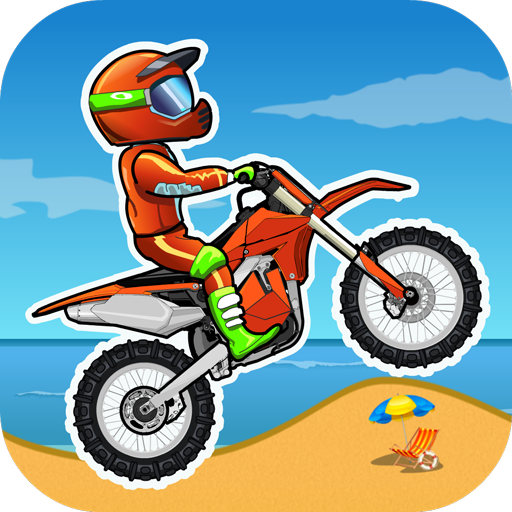 Moto X3M Bike Race Game APK MOD