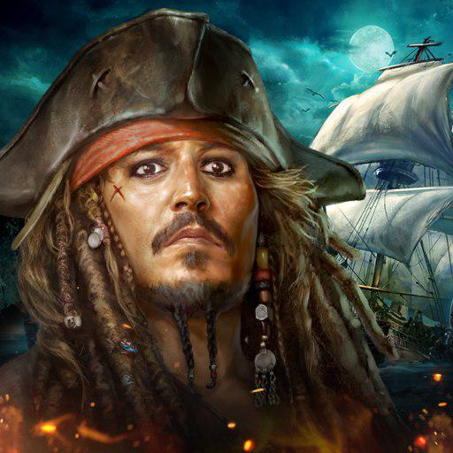 Pirates of the Caribbean ToW APK MOD