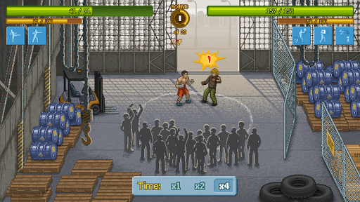 Punch Club Fights screenshots 1