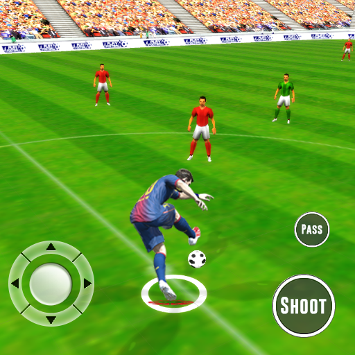 REAL FOOTBALL CHAMPIONS LEAGUE WORLD CUP 2018 APK MOD