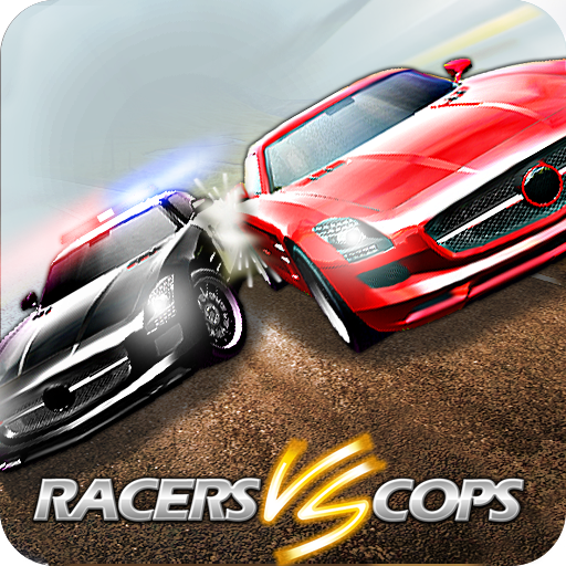 Racers Vs Cops Multiplayer APK MOD