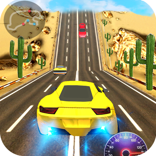 Racing In Car 3D APK MOD