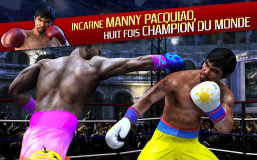 Real Boxing Manny Pacquiao screenshots 1