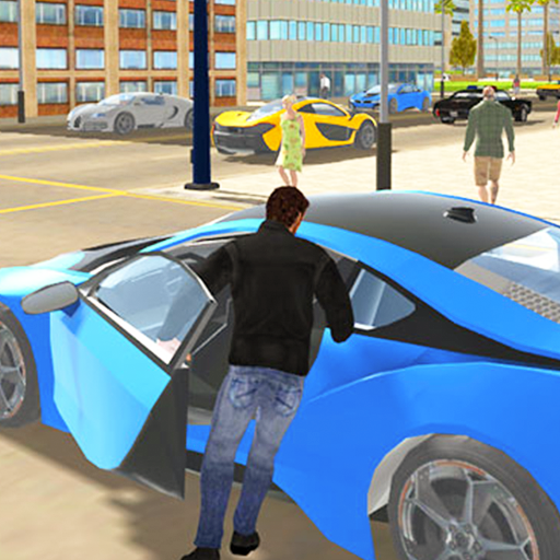 Real City Car Driver APK MOD