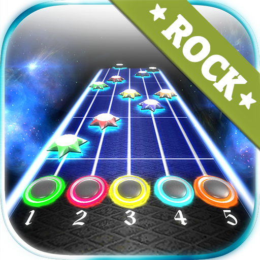 Rock vs Guitar Legends 2017 APK MOD