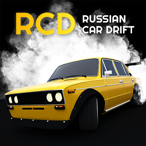 Russian Car Drift APK MOD