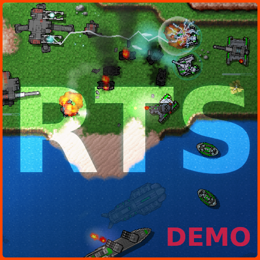 Rusted Warfare – Demo APK MOD