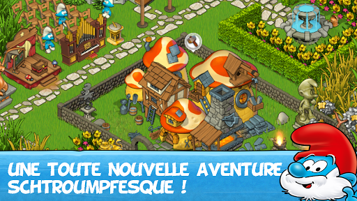 Smurfs and the Magical Meadow screenshots 1