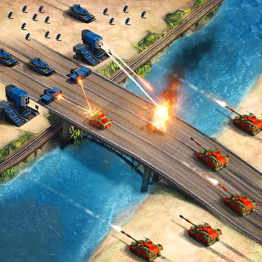 Soldiers Inc Mobile Warfare APK MOD