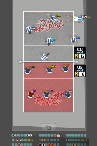Spike Masters Volleyball screenshots 1