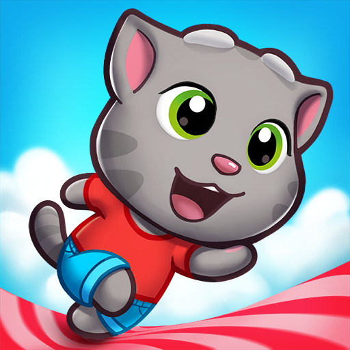Talking Tom Candy Run APK MOD