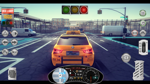 Taxi Revolution Sim 2019 screenshots 1