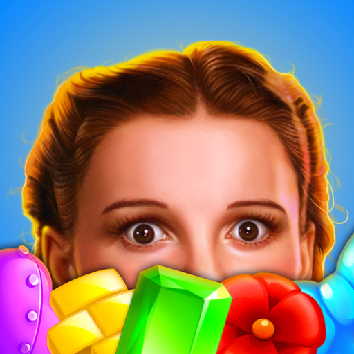The Wizard of Oz Magic Match 3 APK MOD