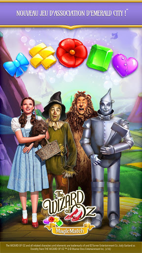 The Wizard of Oz Magic Match 3 screenshots 1