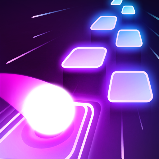 Tiles Hop Endless Music Jumping Ball APK MOD