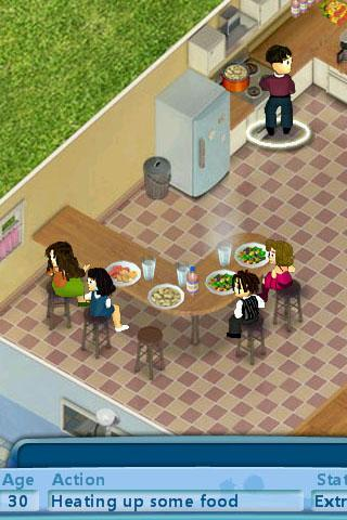 Virtual Families Lite screenshots 1