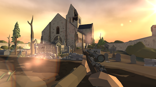 World War Polygon WW2 shooter screenshots 1