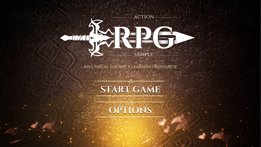 Action RPG Game Sample screenshots 1