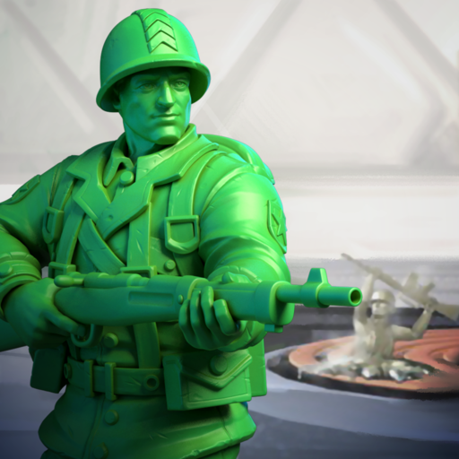 Army Men Strike Beta APK MOD