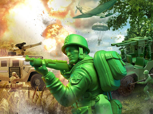 Army Men Strike Beta screenshots 1