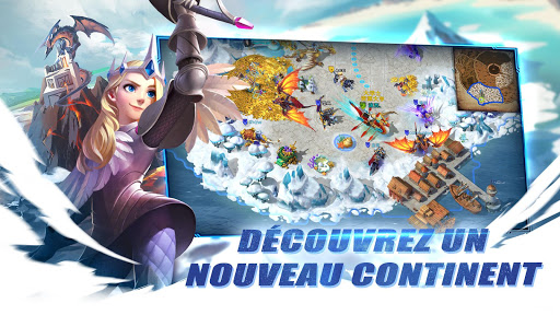 Art of Conquest Horizon sombre screenshots 1