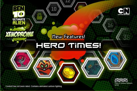 Ben 10 Xenodrome screenshots 1