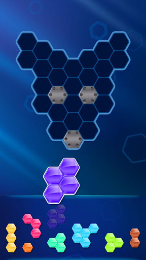 Block Hexa Puzzle screenshots 1